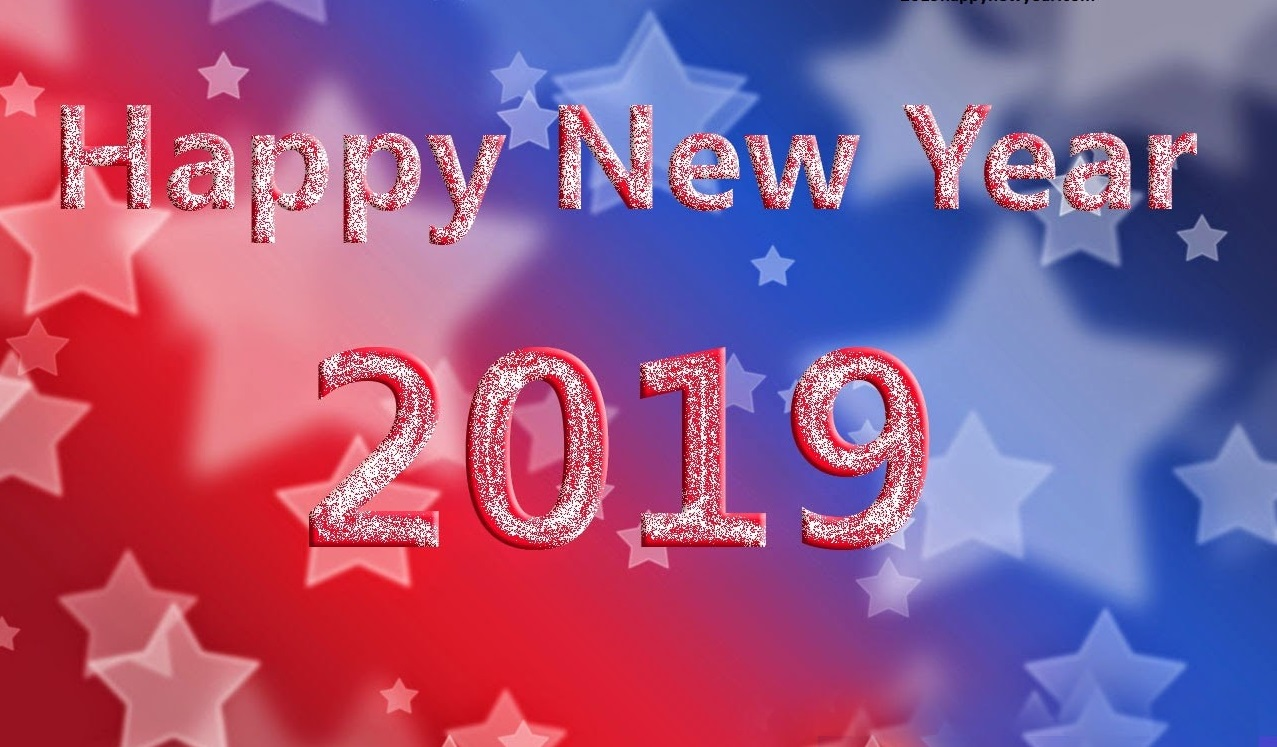happy new year 2019 full hd photo