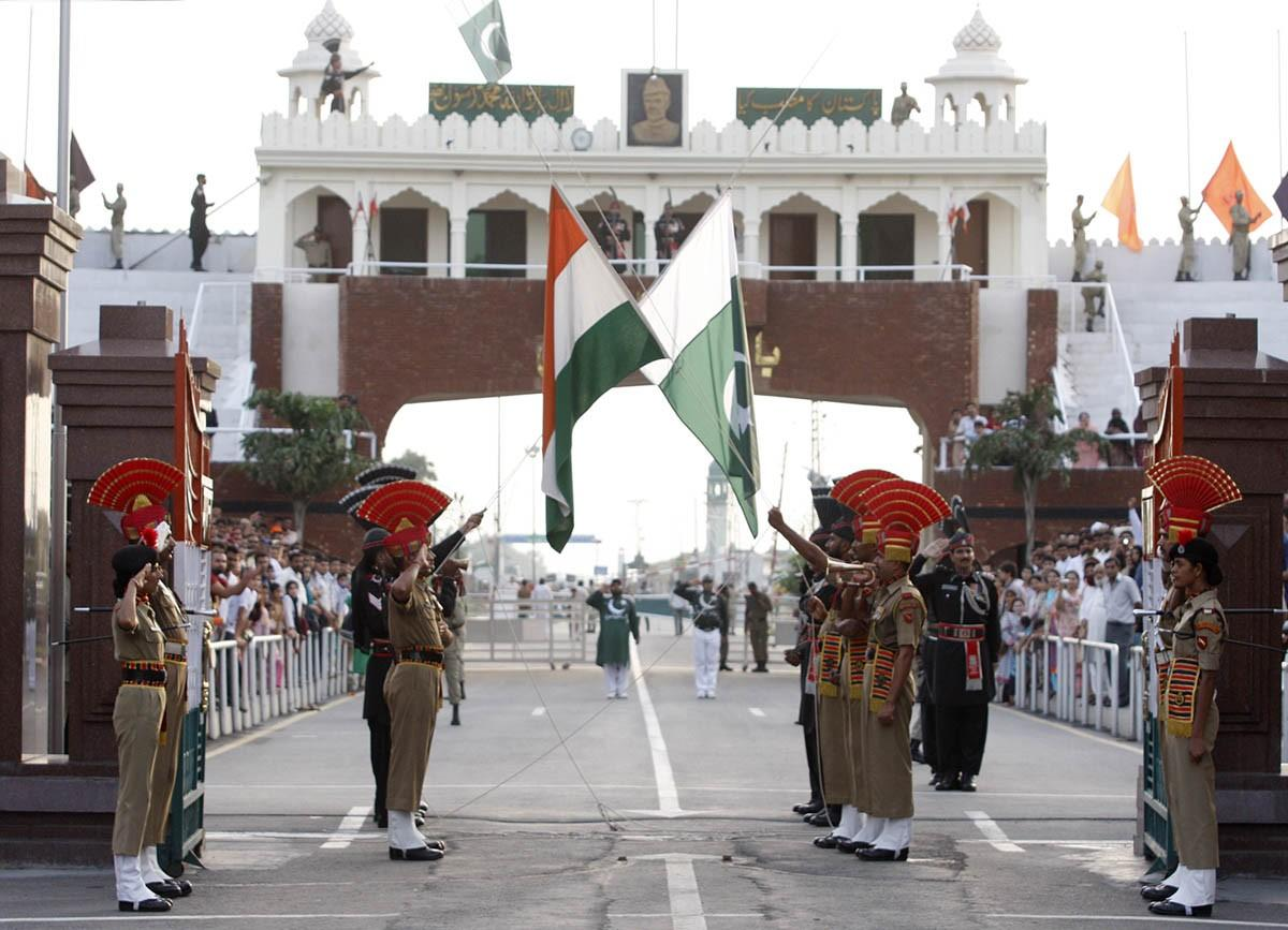 Places To Visit In Lahore With Family And Friends Wagha Border