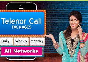 Telenor Call Packages 2019