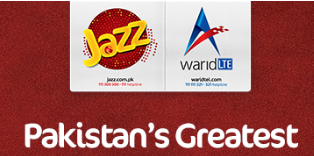 Jazz Warid Internet Packages 2020 Daily, Weekly, Monthly