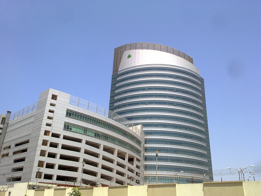 Tallest Building in Pakistan Arfa Software Technology Park Lahore