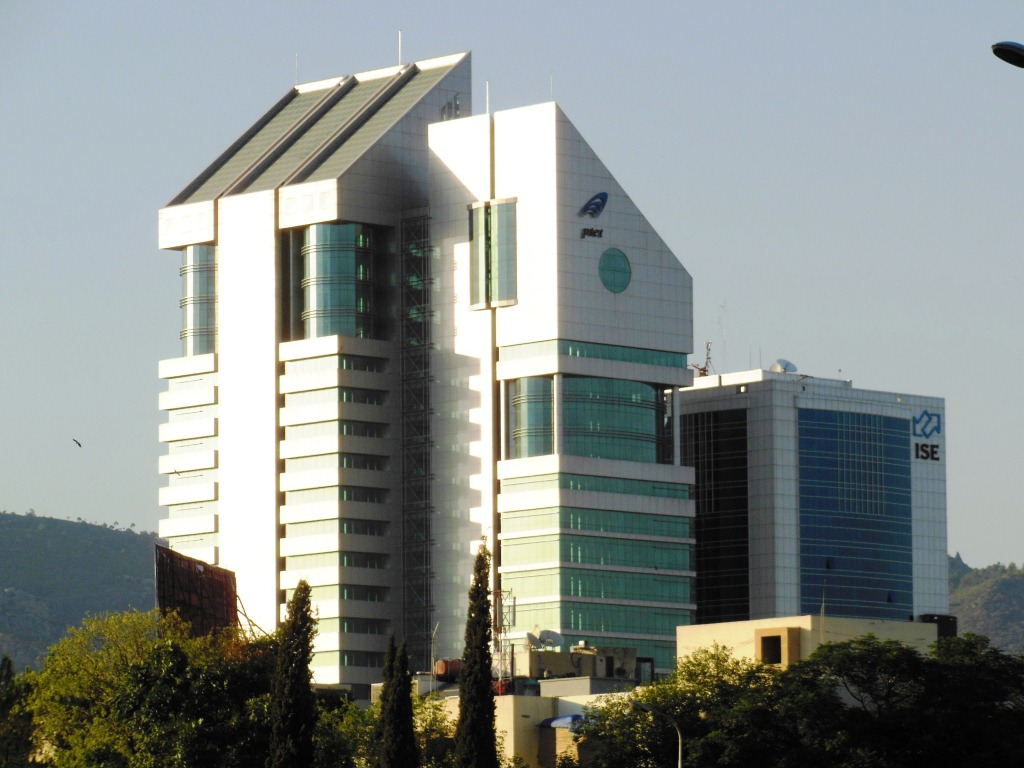 Tallest Building in Pakistan Telecom Tower Islamabad