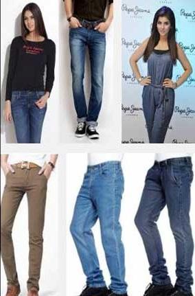 Top Jeans Brands in Pakistan for Ladies and Men