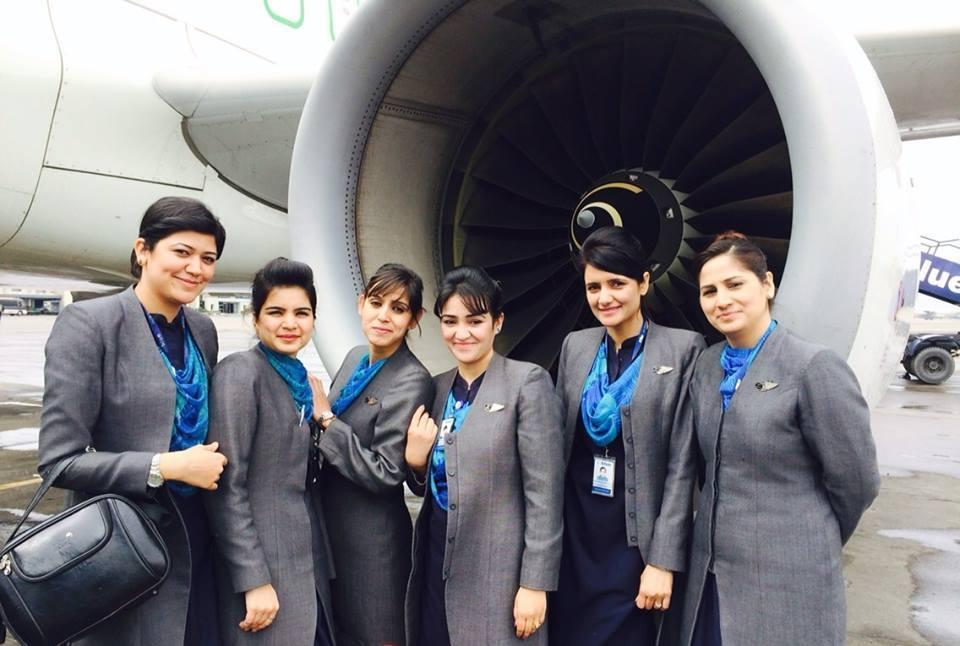 Shaheen Air Cabin Crew Male / Female Jobs 2019