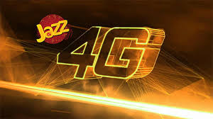 Jazz 4G Internet Packages 2020