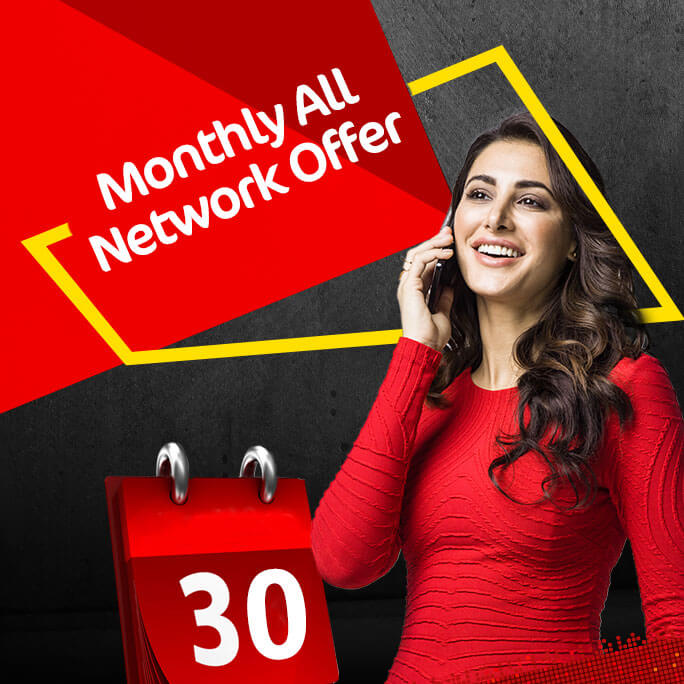Jazz All In One Monthly Package Prepaid, Minutes, Sms, Internet