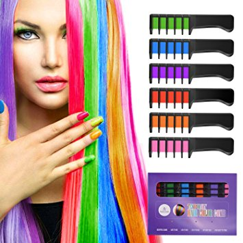 Temporary Hair Color Chalk Price In Pakistan