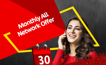 Jazz Monthly Call Package To All Networks 2018