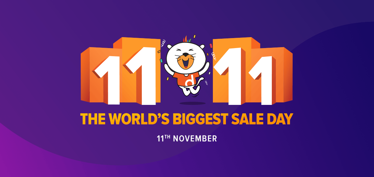 Daraz 11.11 Mega Deals in Pakistan Biggest Sale Day