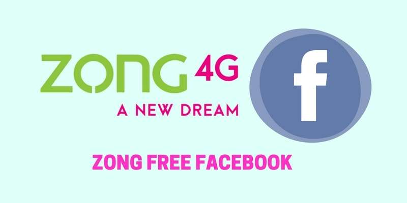 Zong Free Facebook Code Without Balance 2022