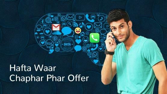 Telenor Chappar Phaar Offer Activation Code 2019