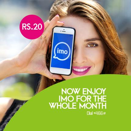 Free IMO Package 2019 Code Zong, Ufone, Jazz, Telenor, Warid