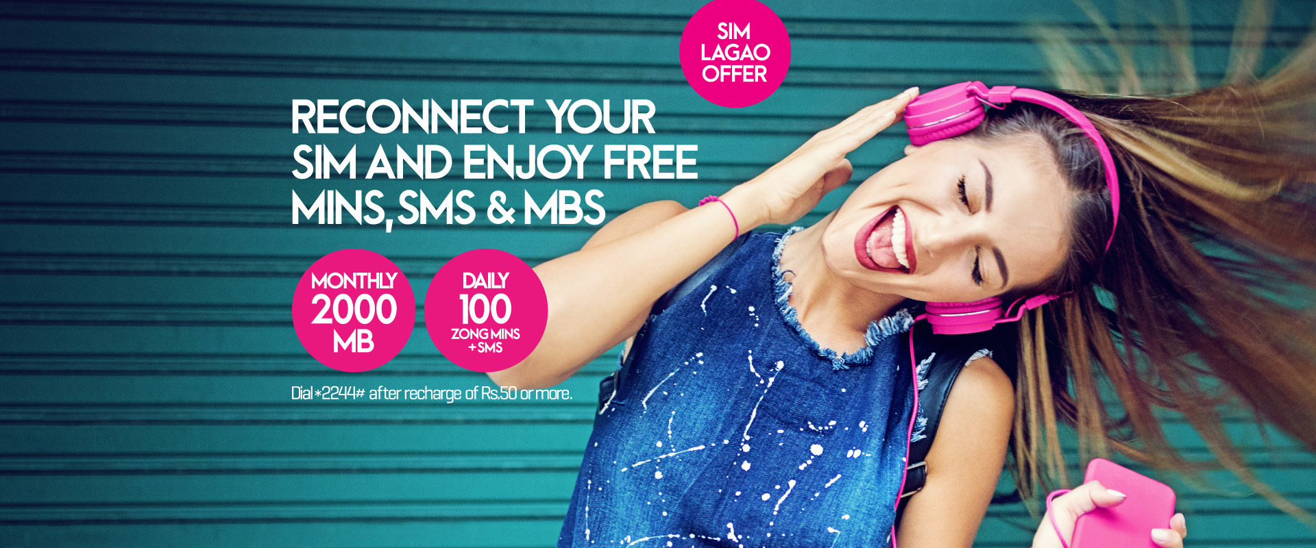 Zong Sim Lagao Offer 2019 Status Check Code