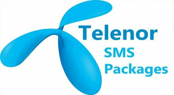 Telenor SMS Packages 2021